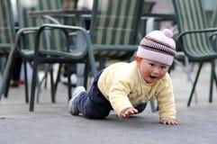 pojke little Royaltyfri Bild
