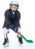 pojke little ståendestudio Fotografering för Bildbyråer