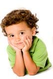 pojkebarn Fotografering för Bildbyråer
