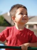 pojkebarnlitet barn Fotografering för Bildbyråer