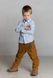 Pojken Royaltyfri Foto