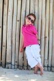 pojkesemester Royaltyfria Bilder