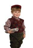 pojketidning Fotografering för Bildbyråer