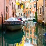 Pokój i zaciszność Wenecja fotografia royalty free
