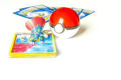 Pokémon game Royalty Free Stock Photography