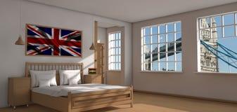 Pokój Fotografia Stock