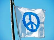 Pokój flaga Obrazy Royalty Free