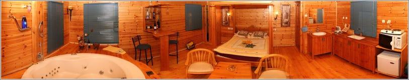 pokój gościnny zdjęcie royalty free