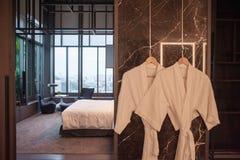 Pokój hotelowy 4 Obrazy Royalty Free