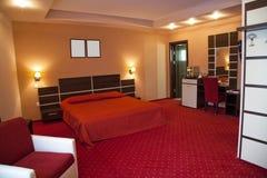 pokój hotelowy Obraz Royalty Free