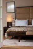 Pokój hotelowy przygotowywający obrazy stock