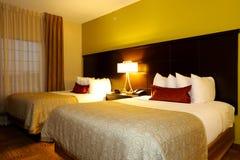 pokój hotelowy typowy obraz stock