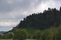 Pokój i góry ciche góry zdjęcia stock