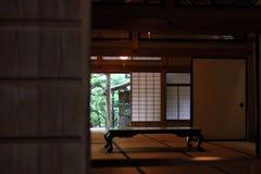 pokój japoński Obrazy Royalty Free
