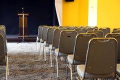 pokój konferencyjny obraz stock