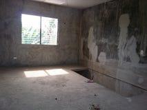 pokój niedokończony obrazy stock