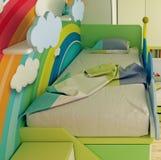 Pokój, nowy pokój dla dzieci Fotografia Royalty Free