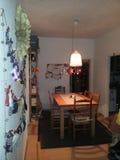 Pokój z stołem Obraz Royalty Free