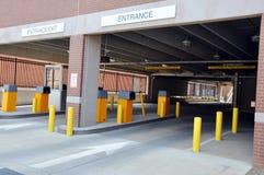 pokładu parking Zdjęcia Stock
