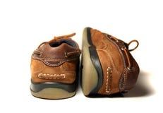 pokładów buty Zdjęcie Royalty Free