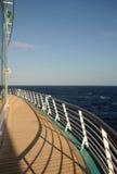 pokładu liniowa ocean Zdjęcia Stock