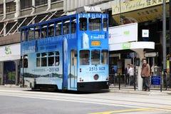 Pokładu autobus Zdjęcie Stock