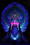 Pokaz chiński bóg Obrazy Stock