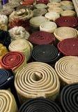 pokaz dywan perski zdjęcie stock