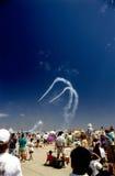 pokaz lotniczy Fotografia Stock