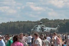 Pokaz Lotniczy 2013, Radomski 30 2013 Sierpień Obraz Royalty Free