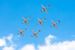 Pokaz Lotniczy 2013, Radomski 30 2013 Sierpień Zdjęcie Stock