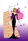 pokaz mody Zdjęcie Royalty Free