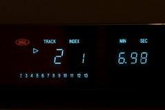 pokazu audio system Obraz Royalty Free