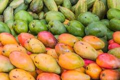 pokazu mango zdjęcia stock