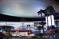 Pokazu Mody centrum handlowe Obraz Royalty Free