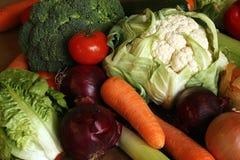pokazu warzywo Zdjęcie Royalty Free