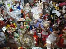 Pokazuje prezentów sklepy, dziejową centralę i wielkiego Wydziałowego sklep St Petersburg, Sadza jarda Fotografia Stock