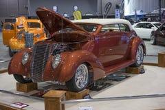 Pokazuje samochód Zdjęcia Royalty Free