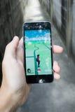 Pokemon идет Стоковая Фотография RF
