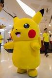 Pokemon совместно в Бангкоке, Таиланде Стоковое Фото