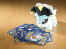 pokemon Στοκ εικόνα με δικαίωμα ελεύθερης χρήσης