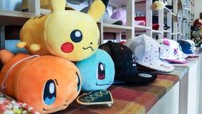 Pokemon-amd Hüte Lizenzfreies Stockbild
