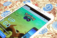 Pokemon disparaissent Photos libres de droits