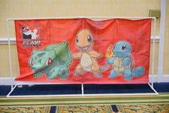 Pokemon Florida tournament Stock Photo