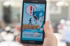 Pokemon gehen Lizenzfreies Stockbild