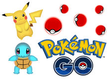 Free Pokemon Go Royalty Free Stock Photos - 74517538