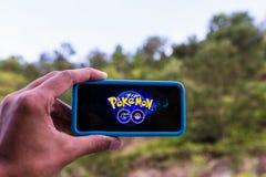 Pokemon Iść Zdjęcie Royalty Free