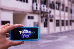 Pokemon Iść Fotografia Royalty Free