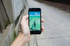 Pokemon Iść zdjęcia stock