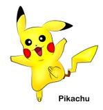 Pokemon Pikachu Στοκ φωτογραφία με δικαίωμα ελεύθερης χρήσης